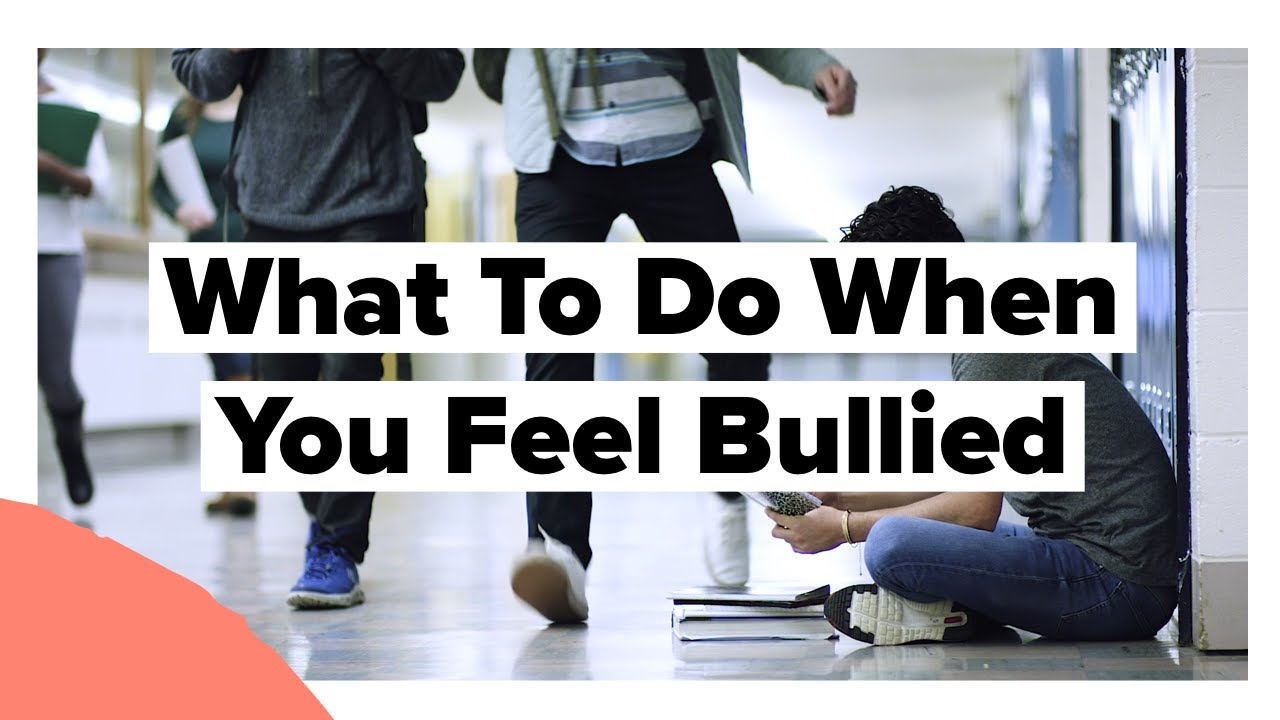What To Do When You Feel Bullied with Joel Heath (NFL player)