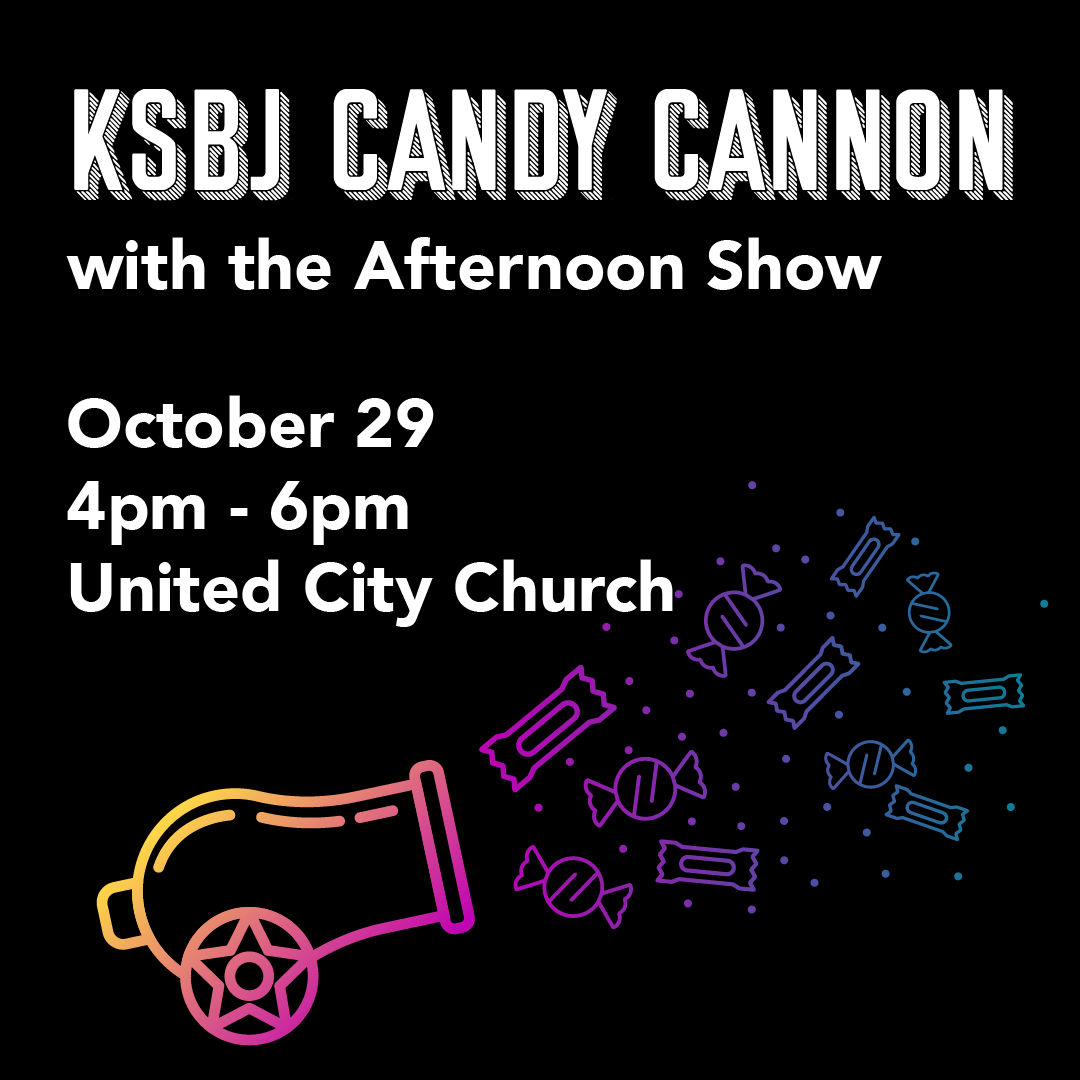 KSBJ Candy Cannon