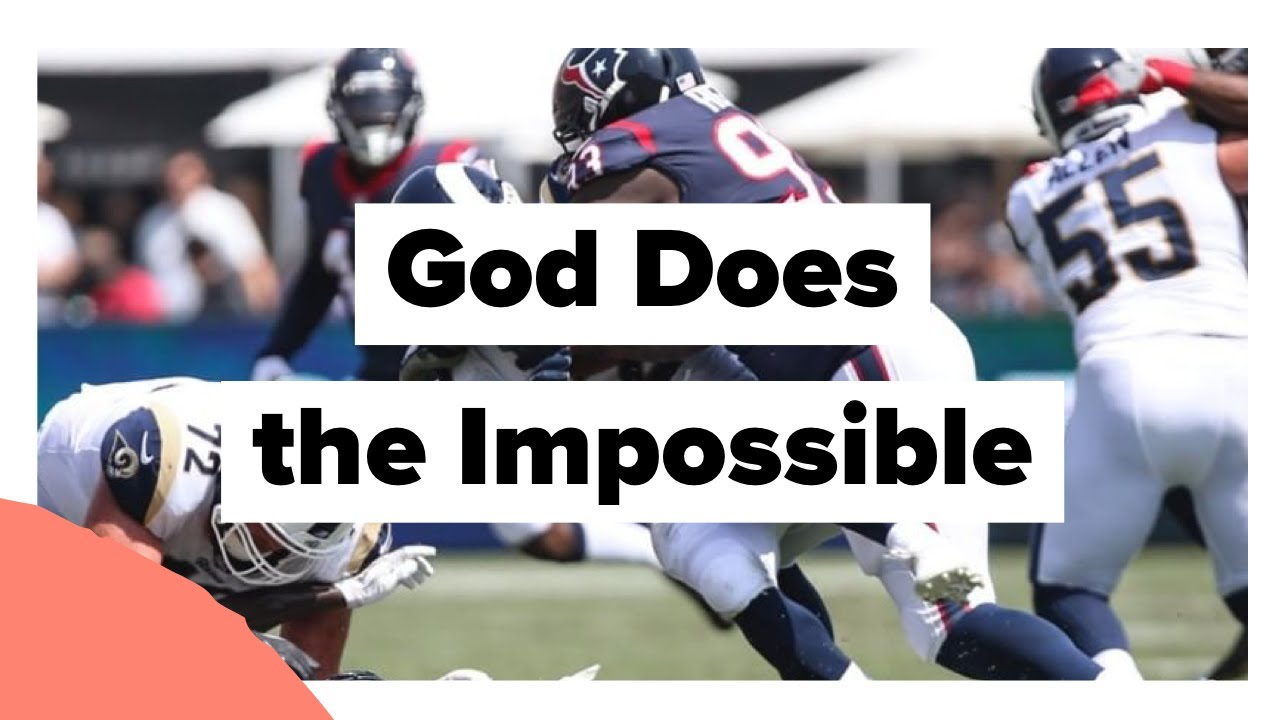 God Does the Impossible with Joel Heath (NFL player)