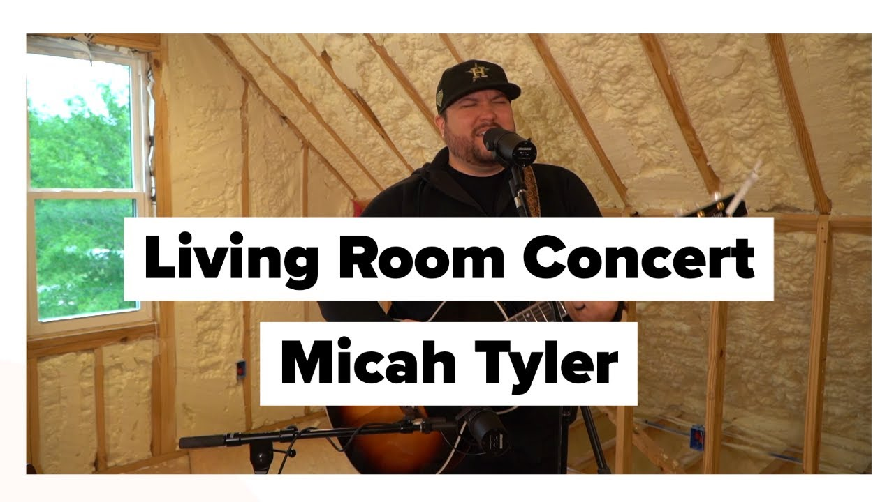 Hope On Demand – Living Room Concert Series with Micah Tyler