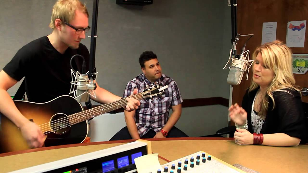 "Natalie Grant ""Hurricane"" LIVE at KSBJ Radio"