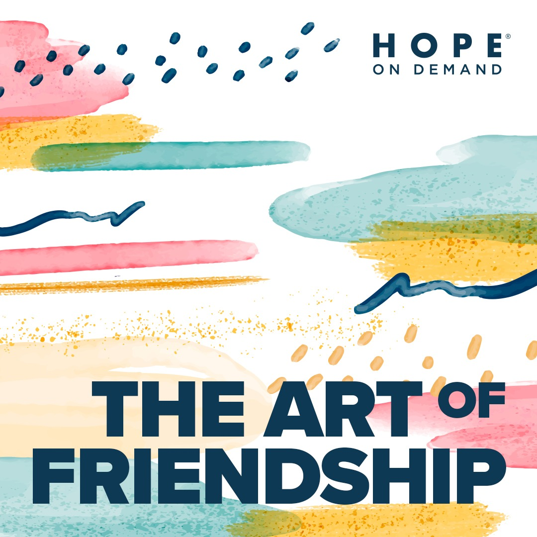 The Art of Friendship Podcast