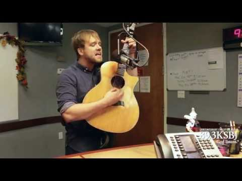 """Josh Wilson """"That Was Then, This Is Now"""" LIVE at KSBJ Radio"""