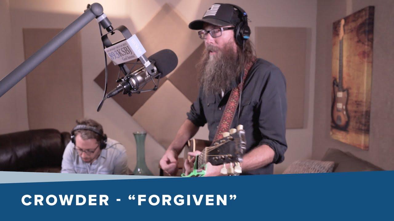 "Crowder ""Forgiven"" LIVE at KSBJ Radio"
