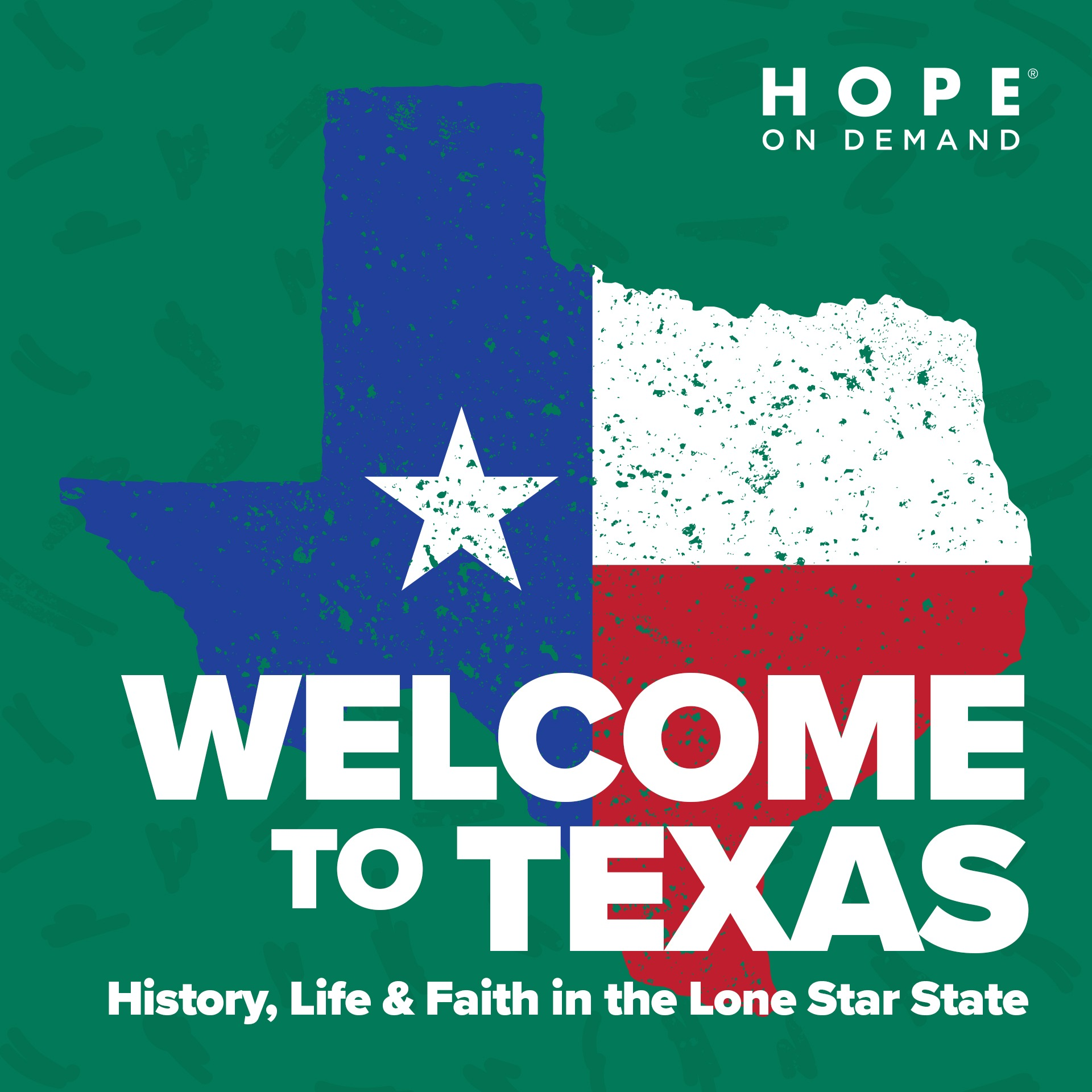 Welcome to Texas Podcast