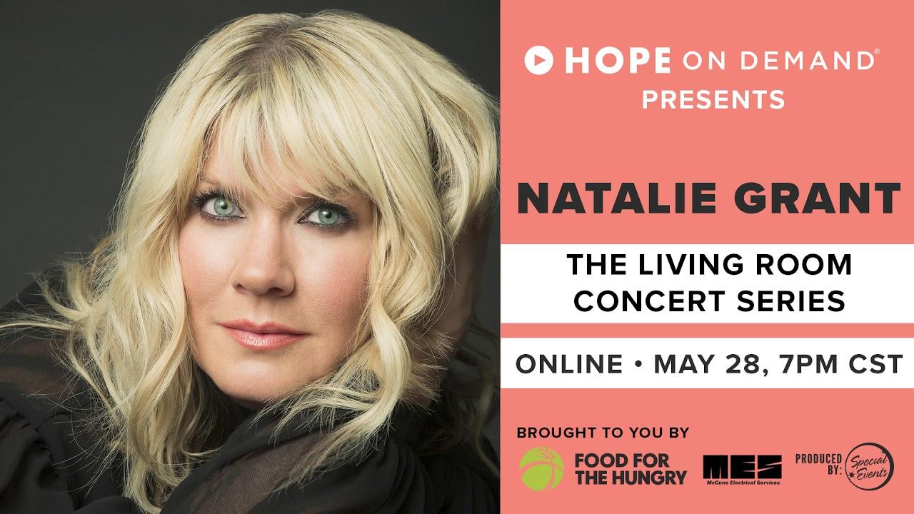 Natalie Grant Coming May 28