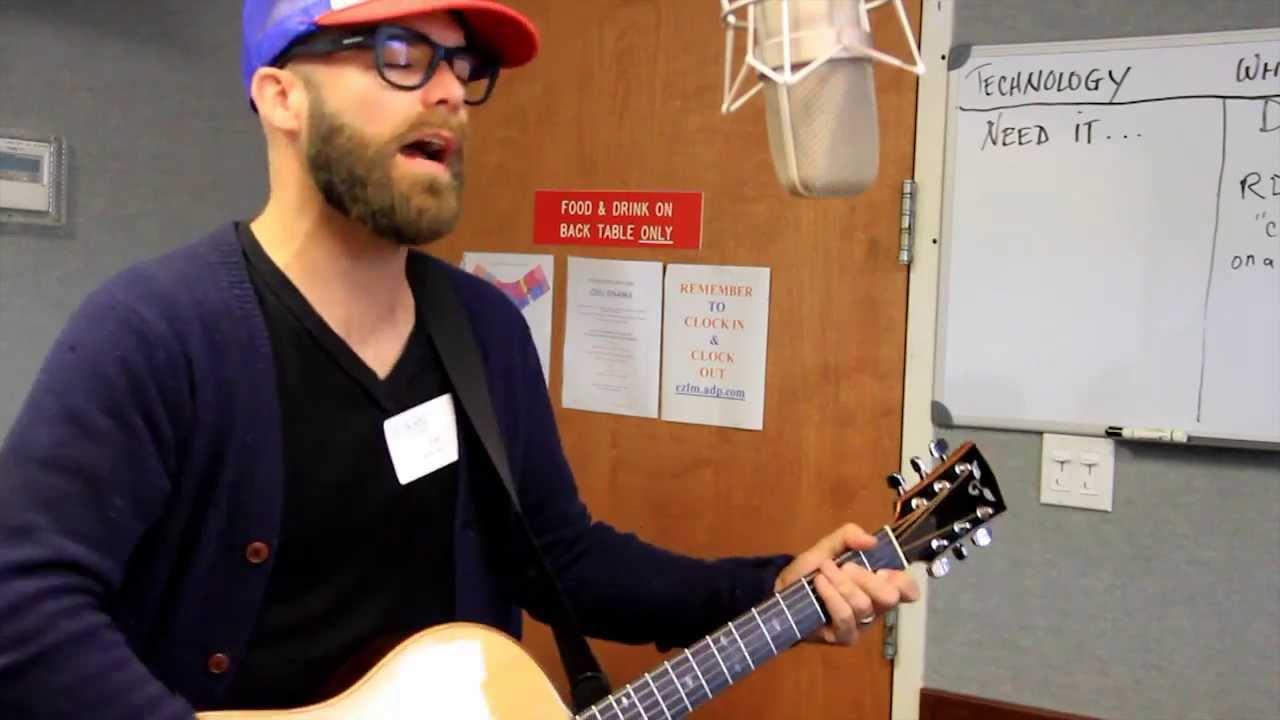 "Tim Timmons ""Starts with Me"" LIVE at KSBJ Radio"