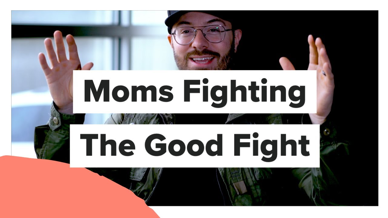 Moms Fighting The Good Fight (Happy Mother's Day from Danny Gokey)