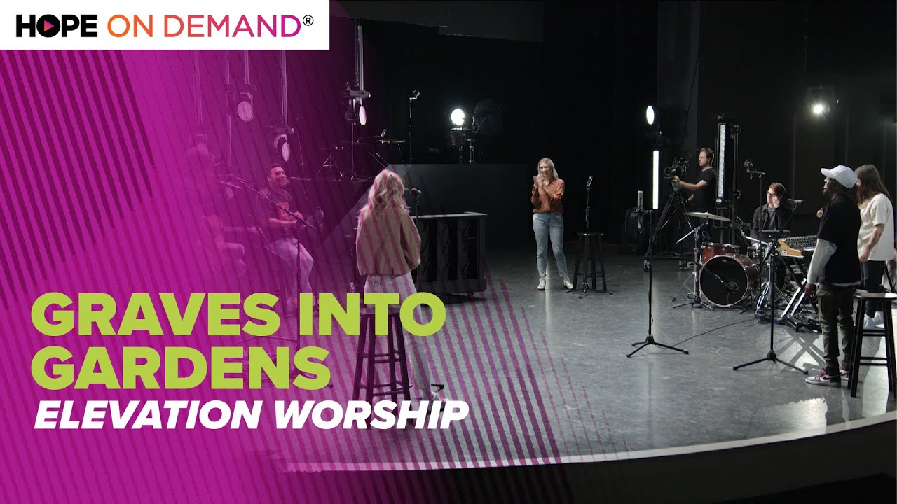 """Elevation Worship """"Graves Into Gardens"""" LIVE"""