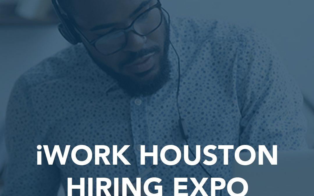 iWork Houston Hiring Expo