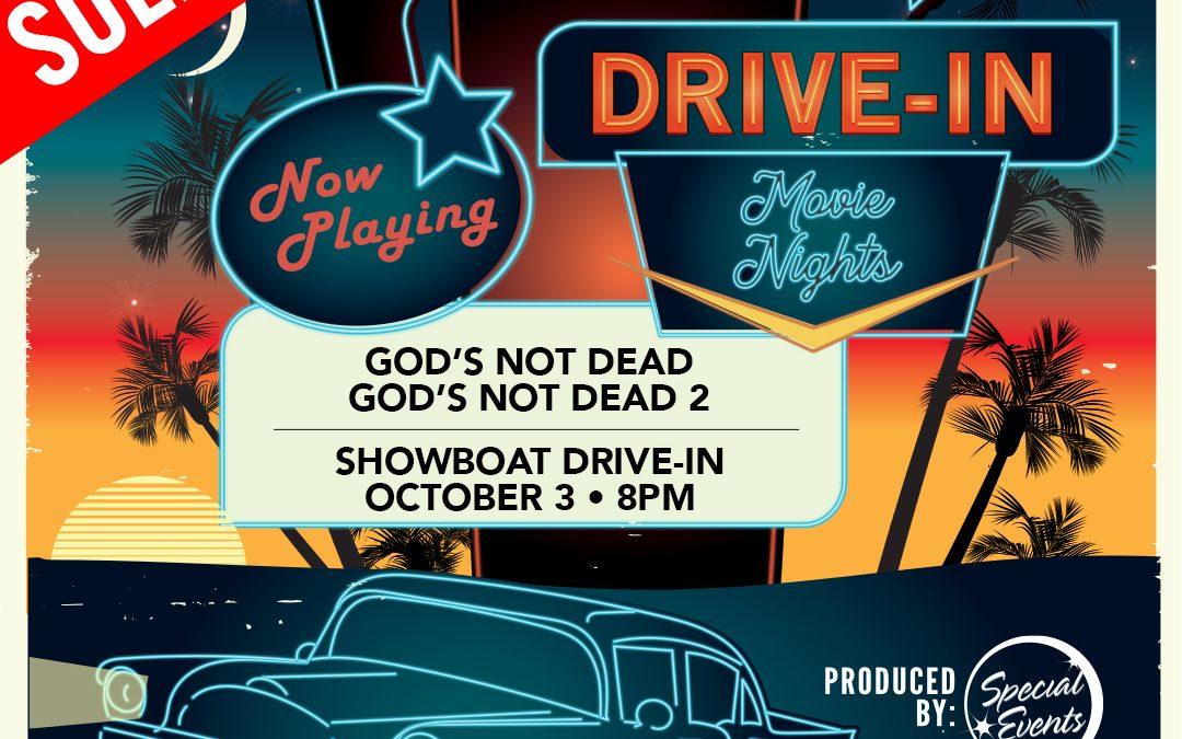 KSBJ & NGEN Radio present Drive-In Movie Nights