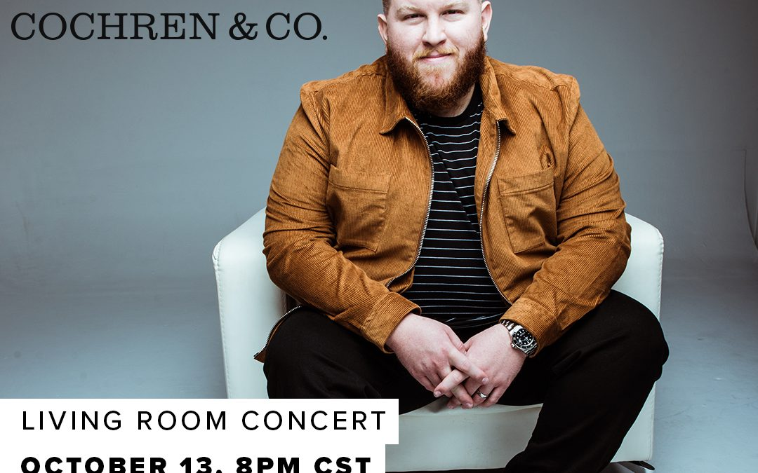 HOPE ON DEMAND presents a Living Room Concert featuring Cochren & Co.