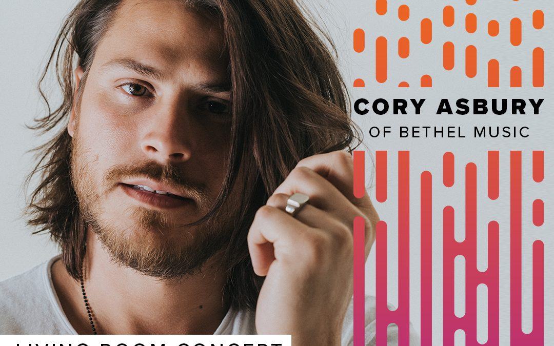 HOPE ON DEMAND presents a Living Room Concert featuring Cory Asbury