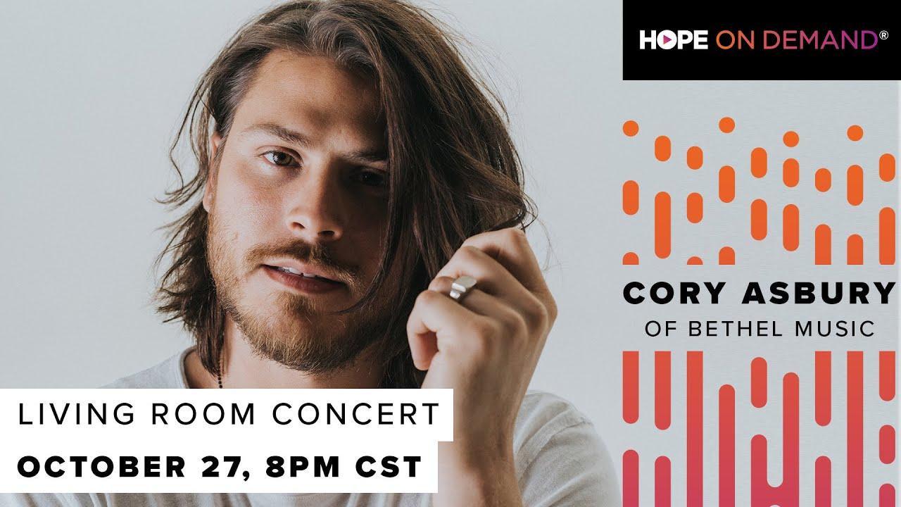 Cory Asbury | Living Room Concert