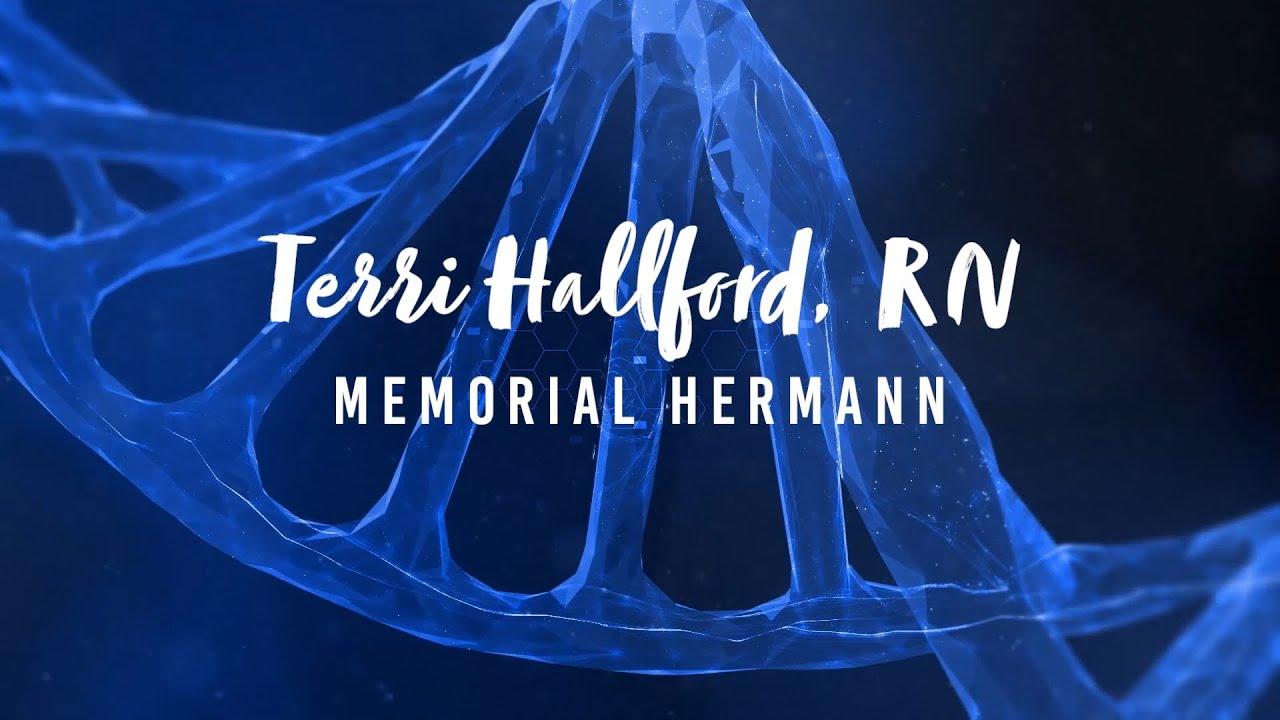 KSBJ Community Impact Awards – 2020 Winner Terry Hallford, Memorial Hermann