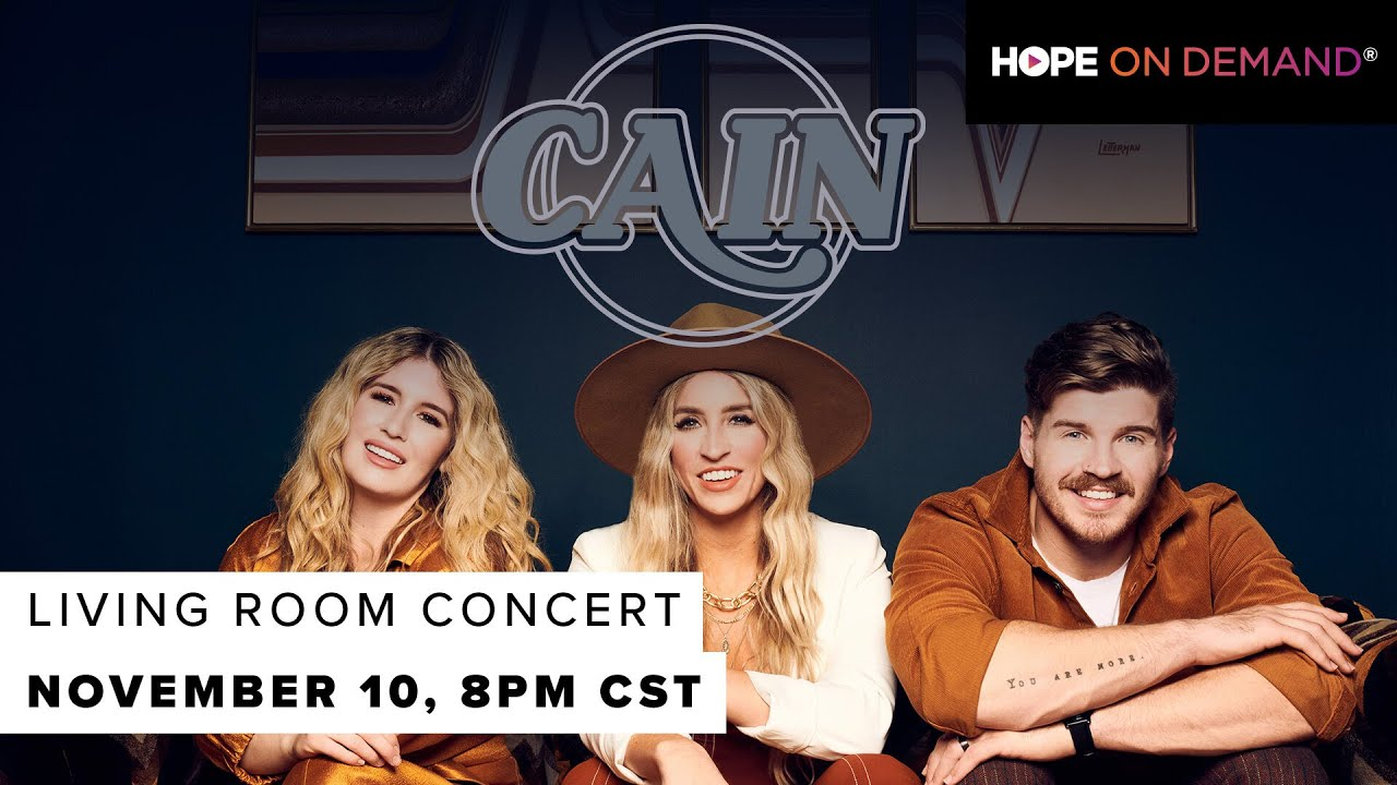 Cain | Living Room Concert