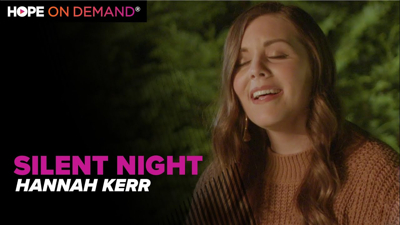 """Hannah Kerr """"Silent Night"""""""