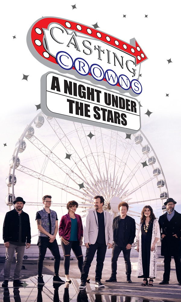 KSBJ Presents: Casting Crowns - A Night Under the Stars