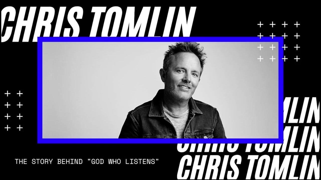 """KSBJ Inside the Music """"God Who Listens"""" by Chris Tomlin"""
