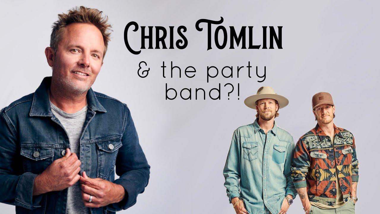 Chris Tomlin on Having Non-Christian Friends
