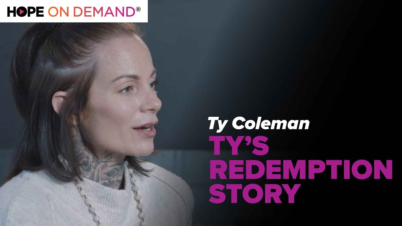 Ty's Redemption Story