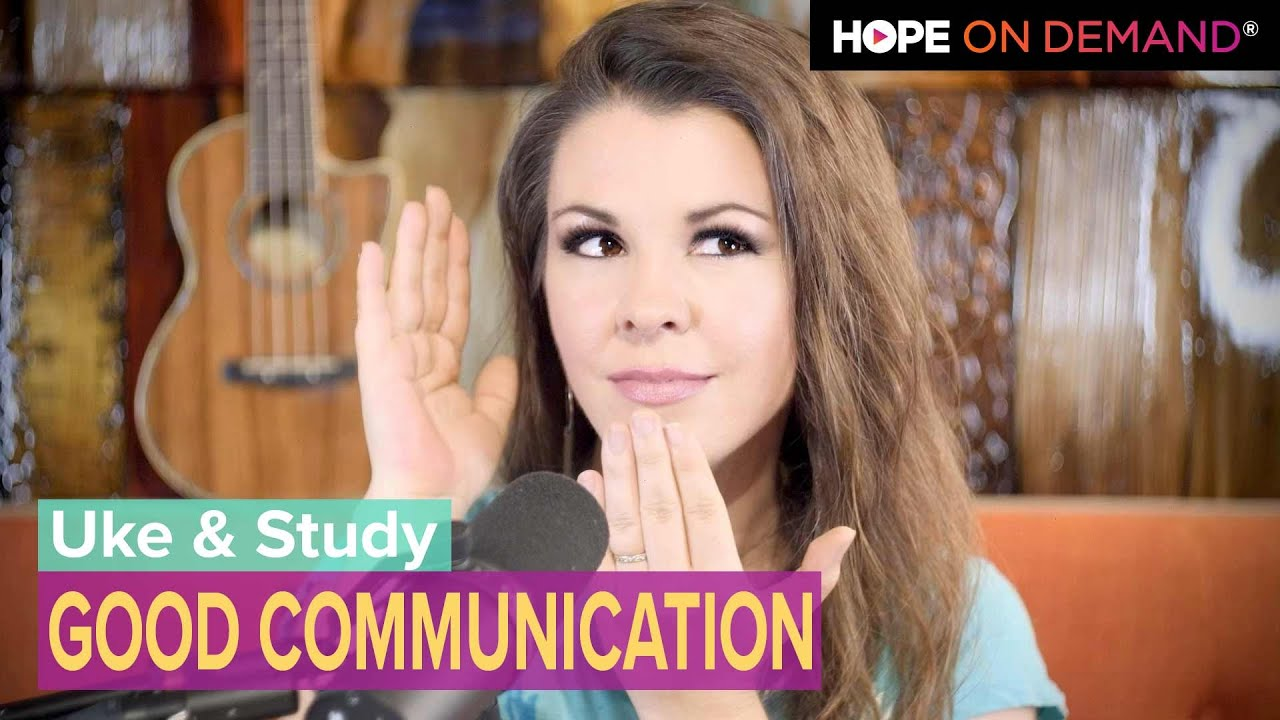 Ep. 07: Healthy Communication During Conflict   Kathleen Carnali