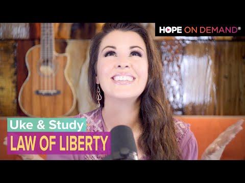 The Law Of Liberty   Kathleen Carnali