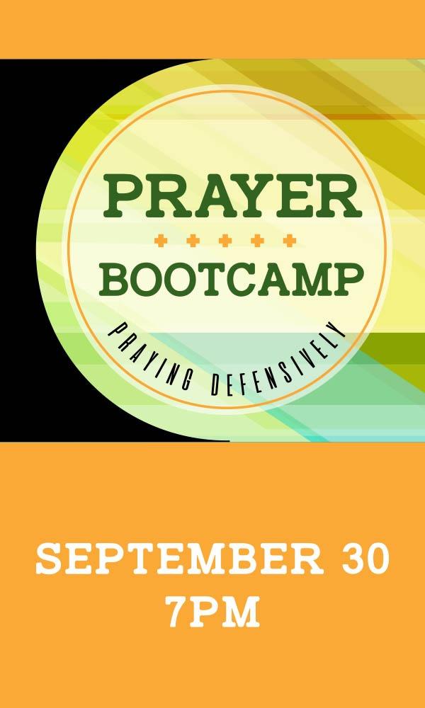 Prayer Bootcamp