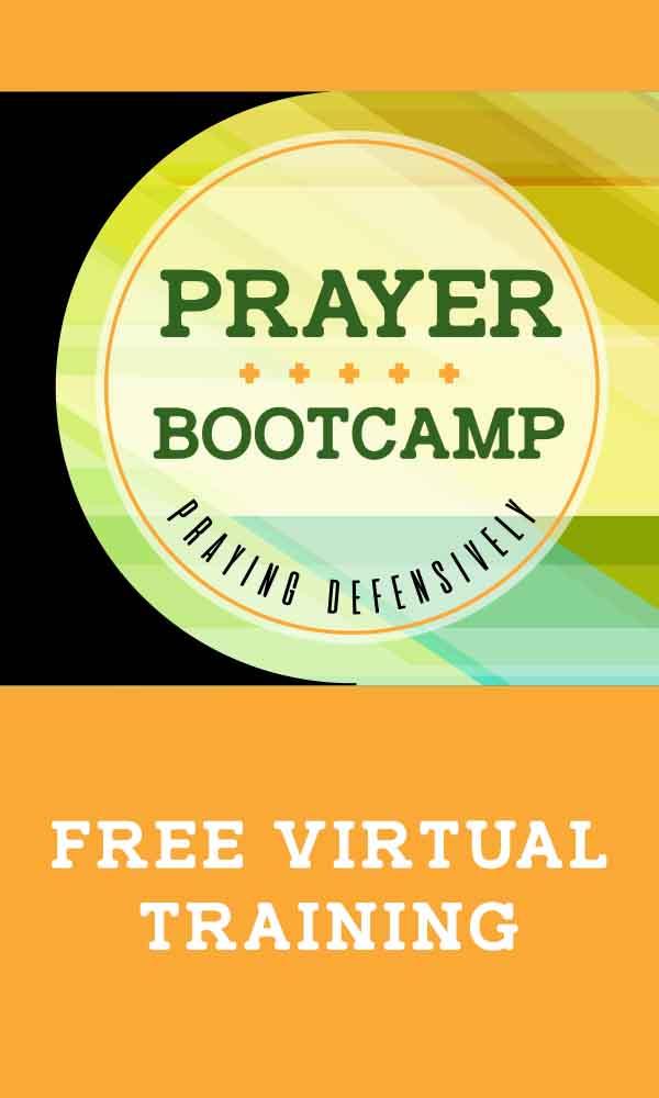 Prayer Bootcamp: Praying Defensively