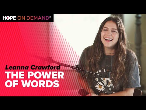 The Power of Words – Leanna Crawford