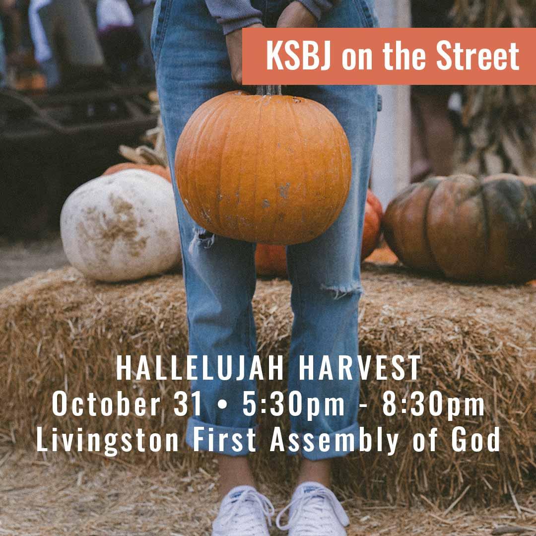 KSBJ on the Street - Hallelujah Harvest